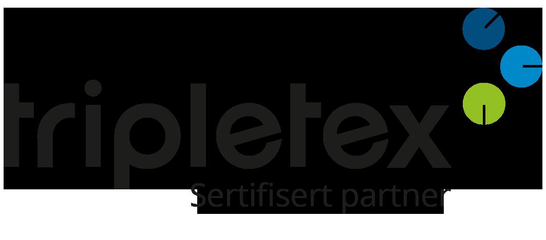 Tripletex - sertifisert partner